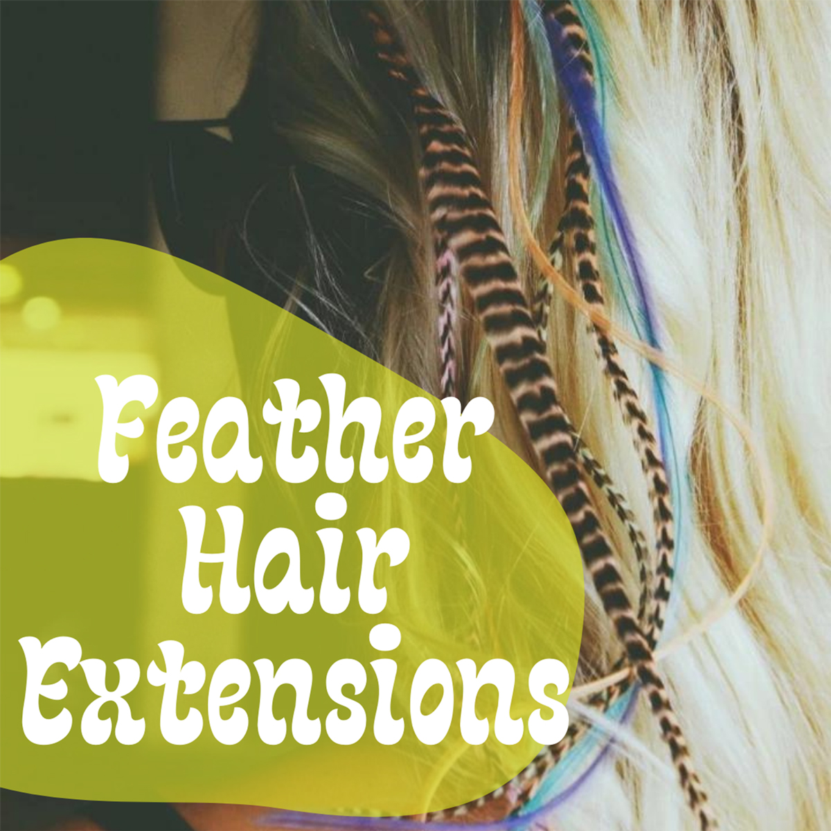 Real Feather Hair ideas for teens