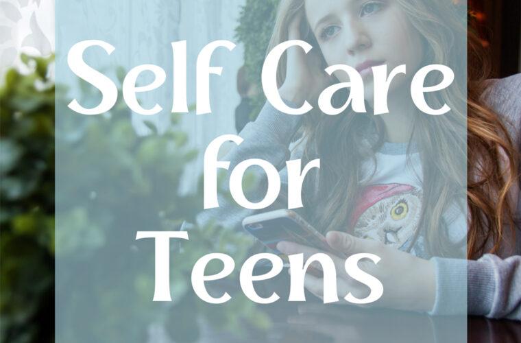 Teenager Tips