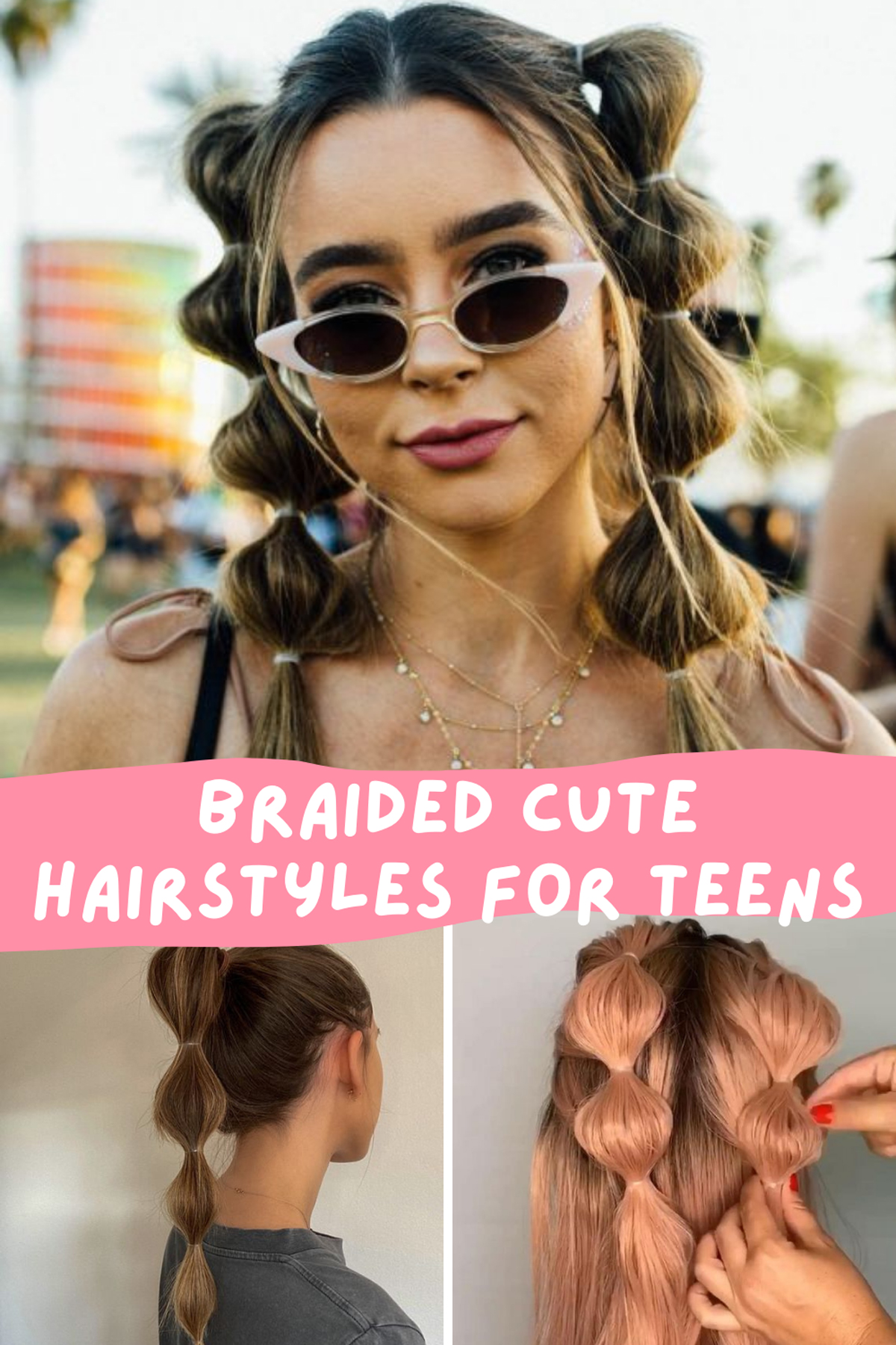 Easy Braids Hairstyles for Teens