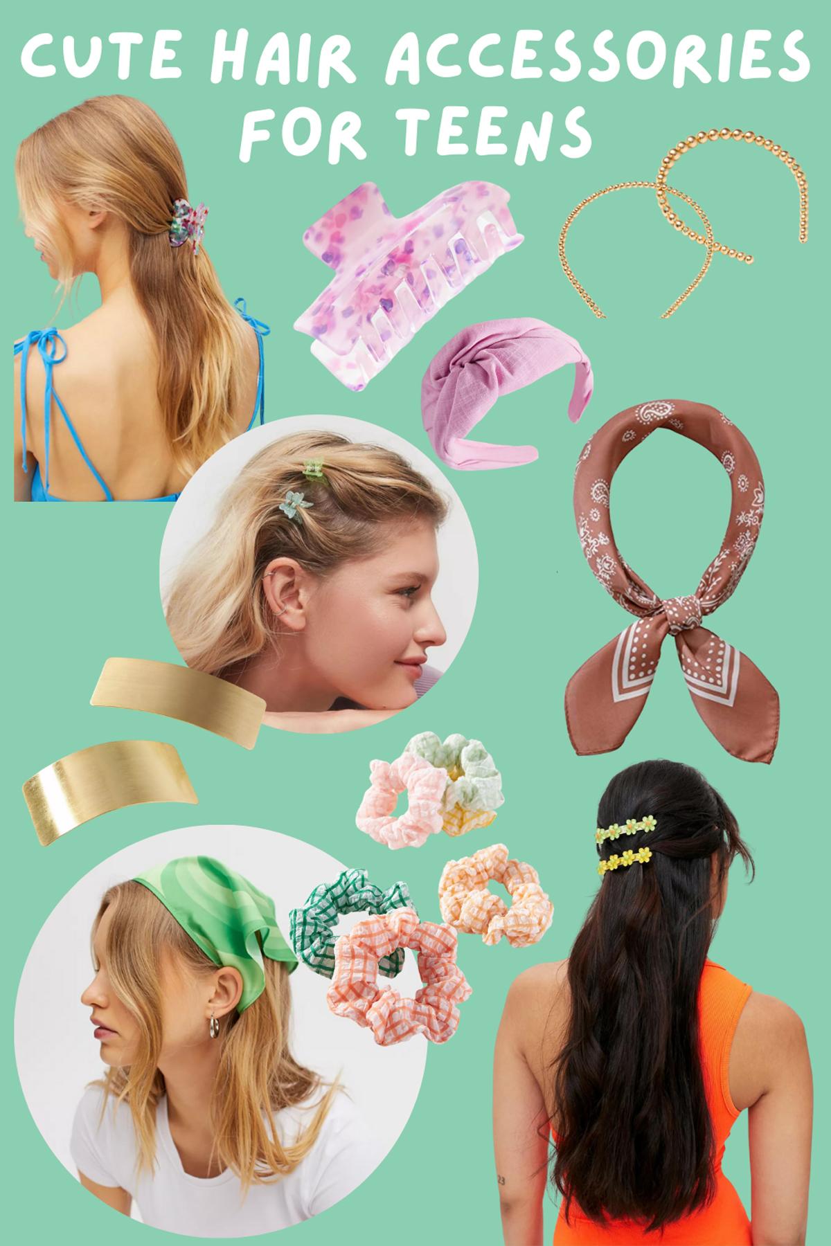Cute Hair Accessories For Teens