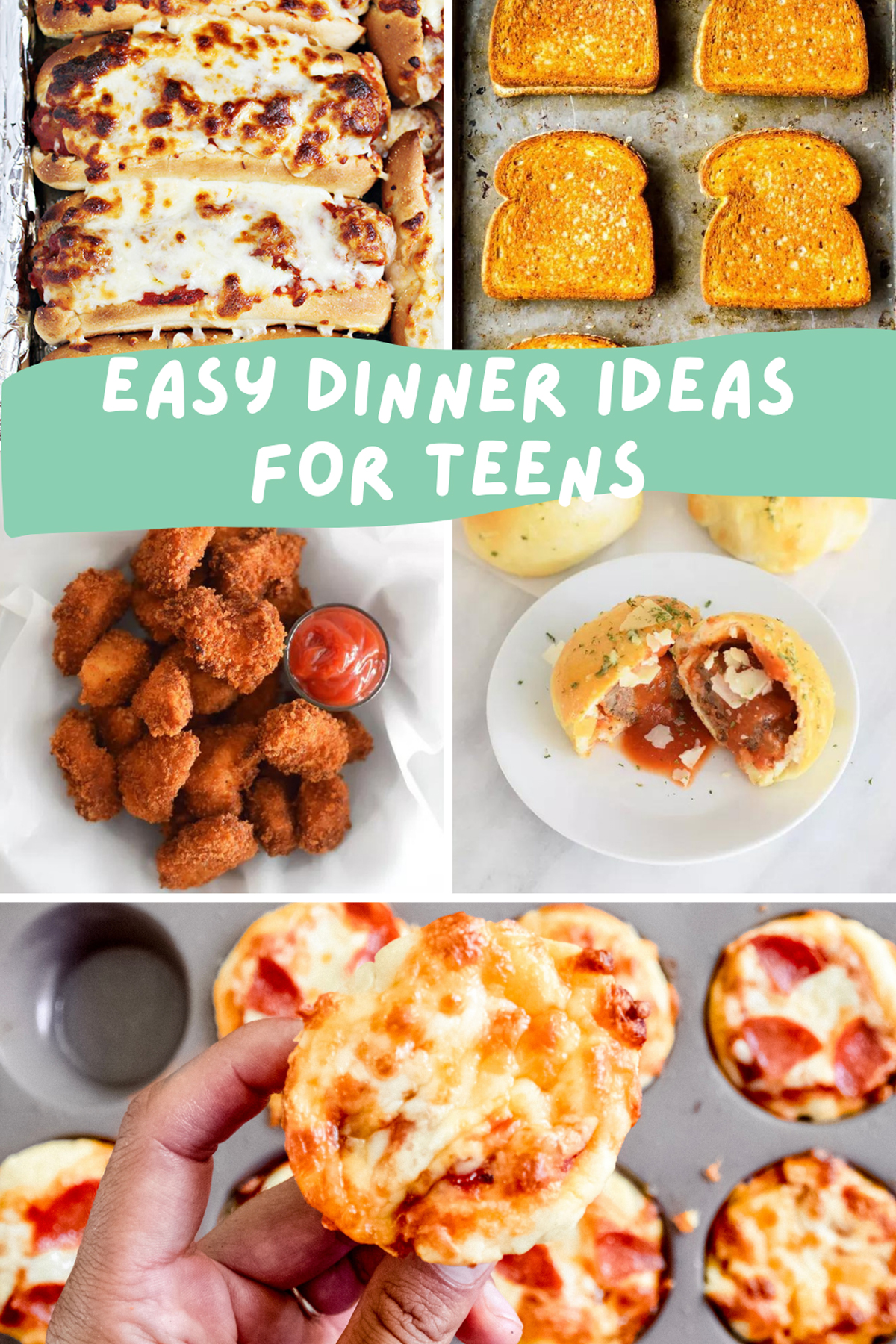 Easy Dinner Ideas for Teens To Make At Home