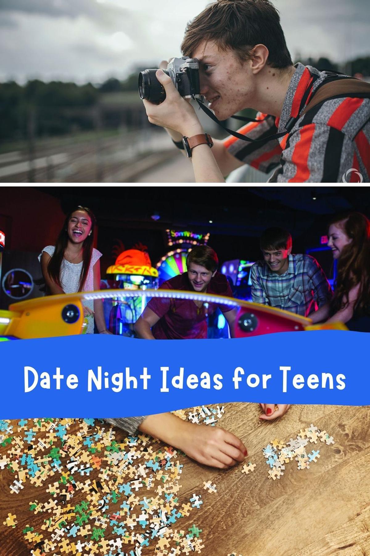 Good Date Ideas for Teens first date