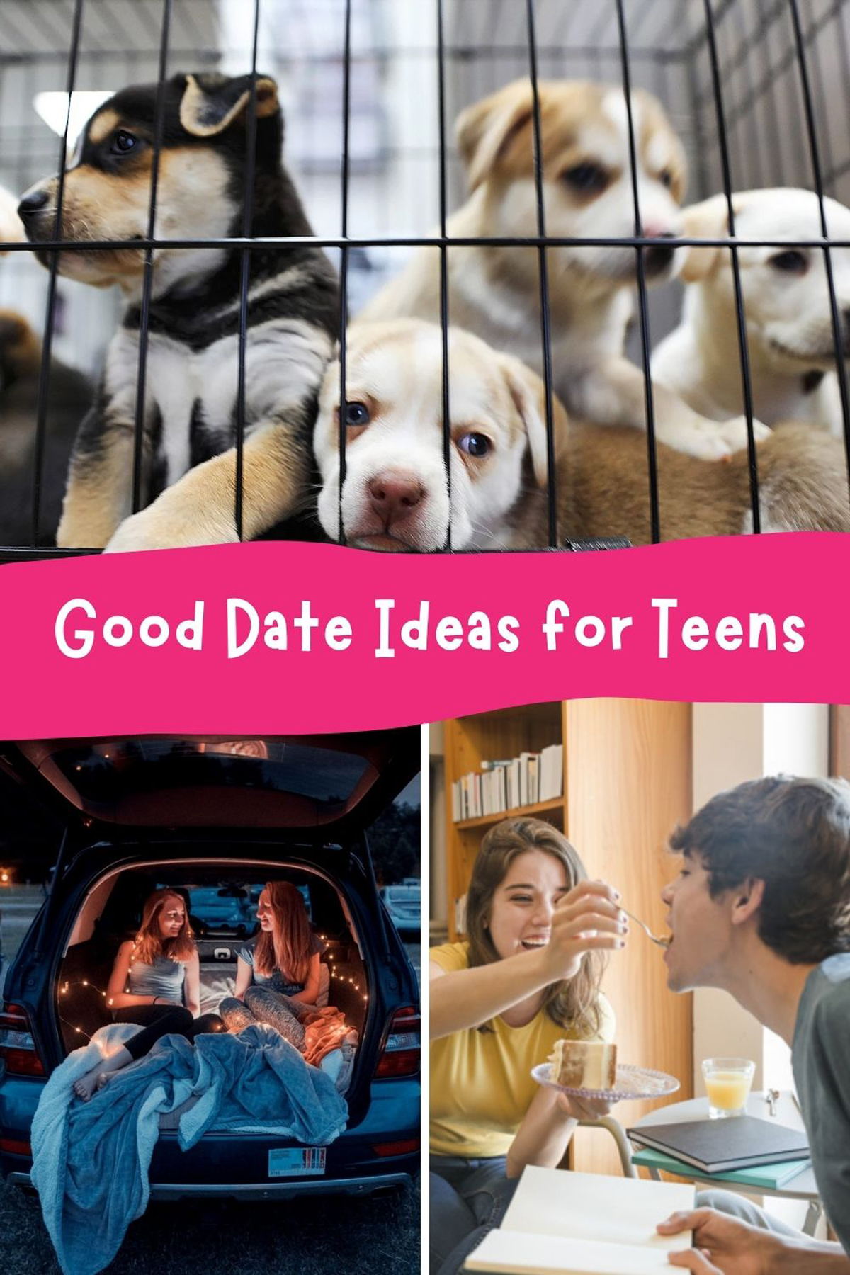Activities for Teenagers Dating