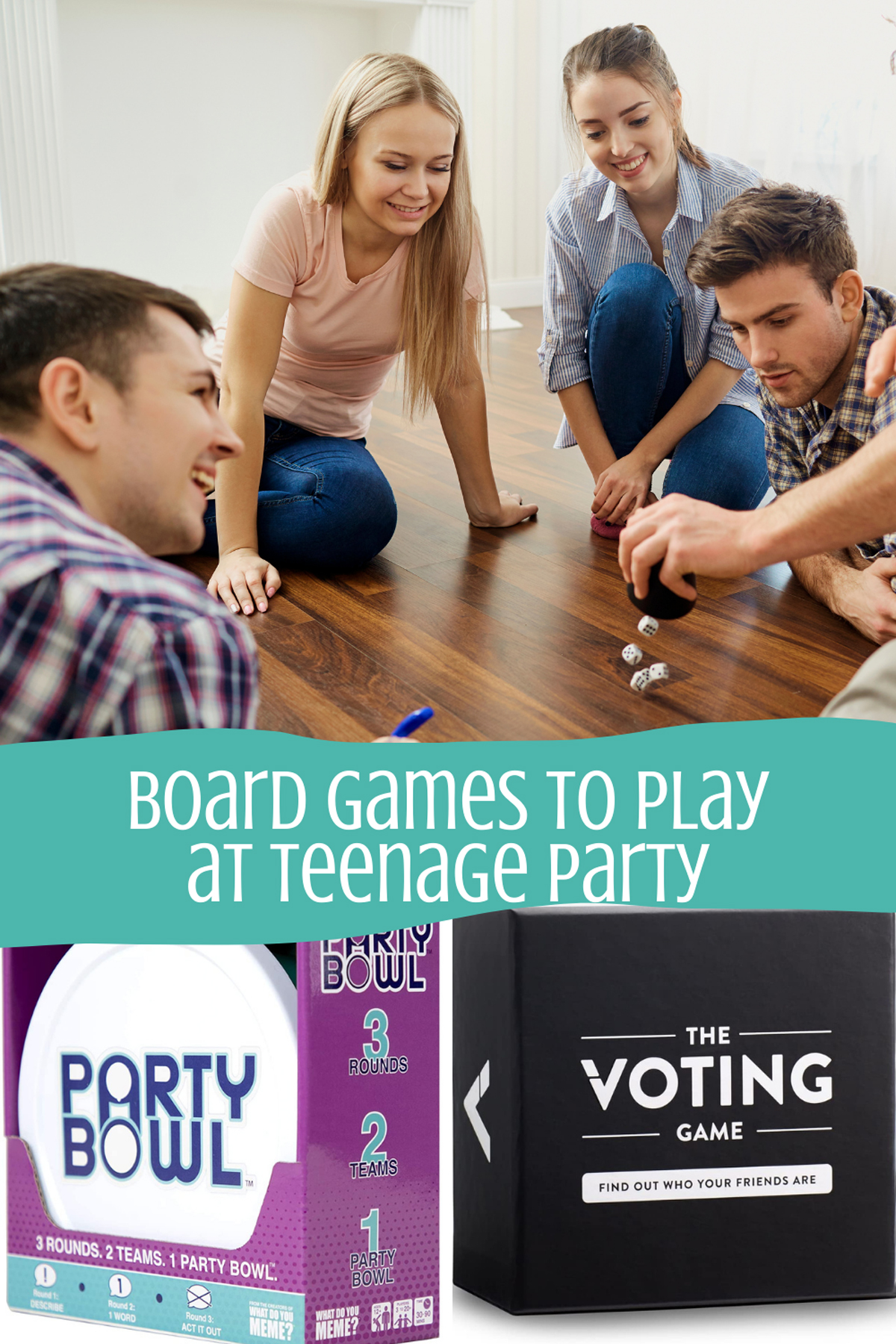 Games to Play at Teenage Party