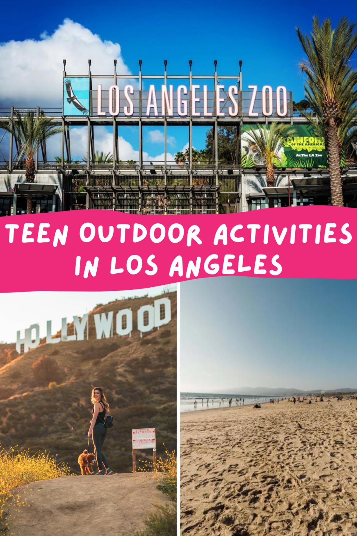 LA Teenager Activities