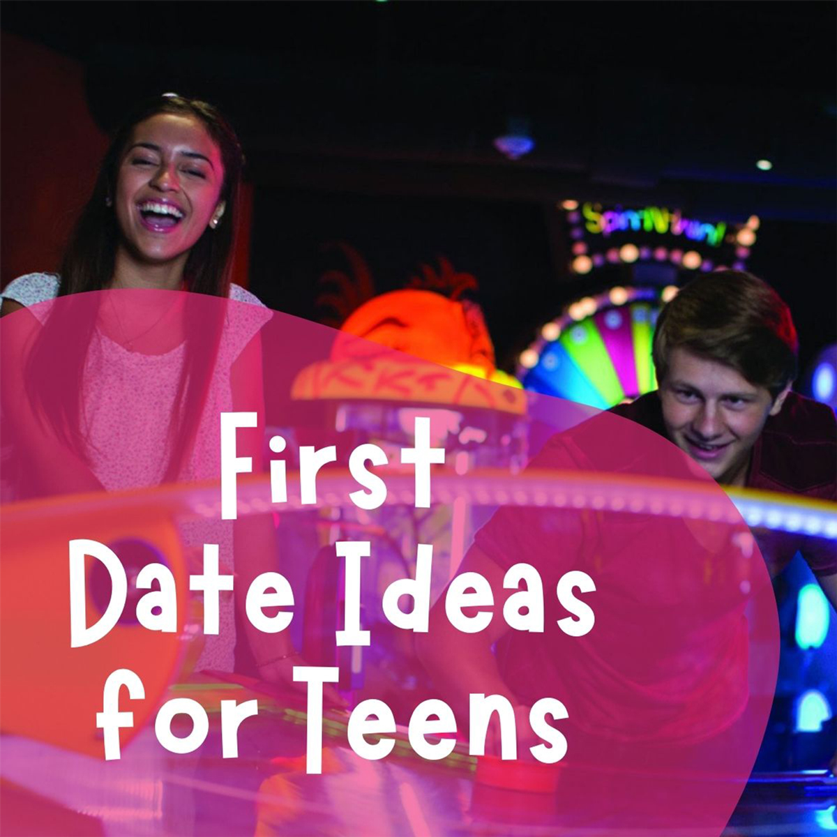 First Date Ideas for Teens