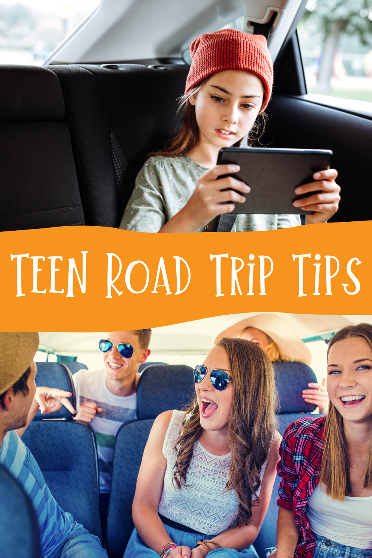 Road Trip Tips For Teenagers