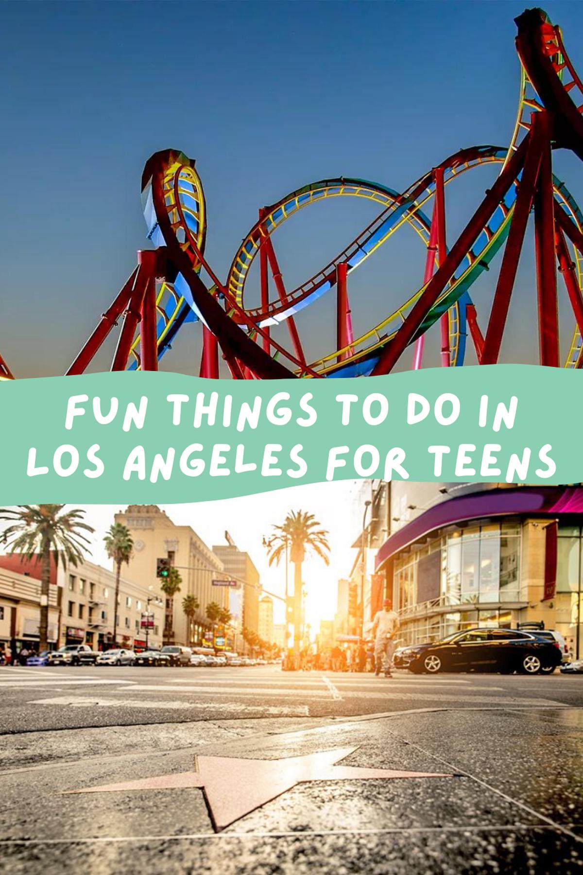 Outdoor Activities for LA