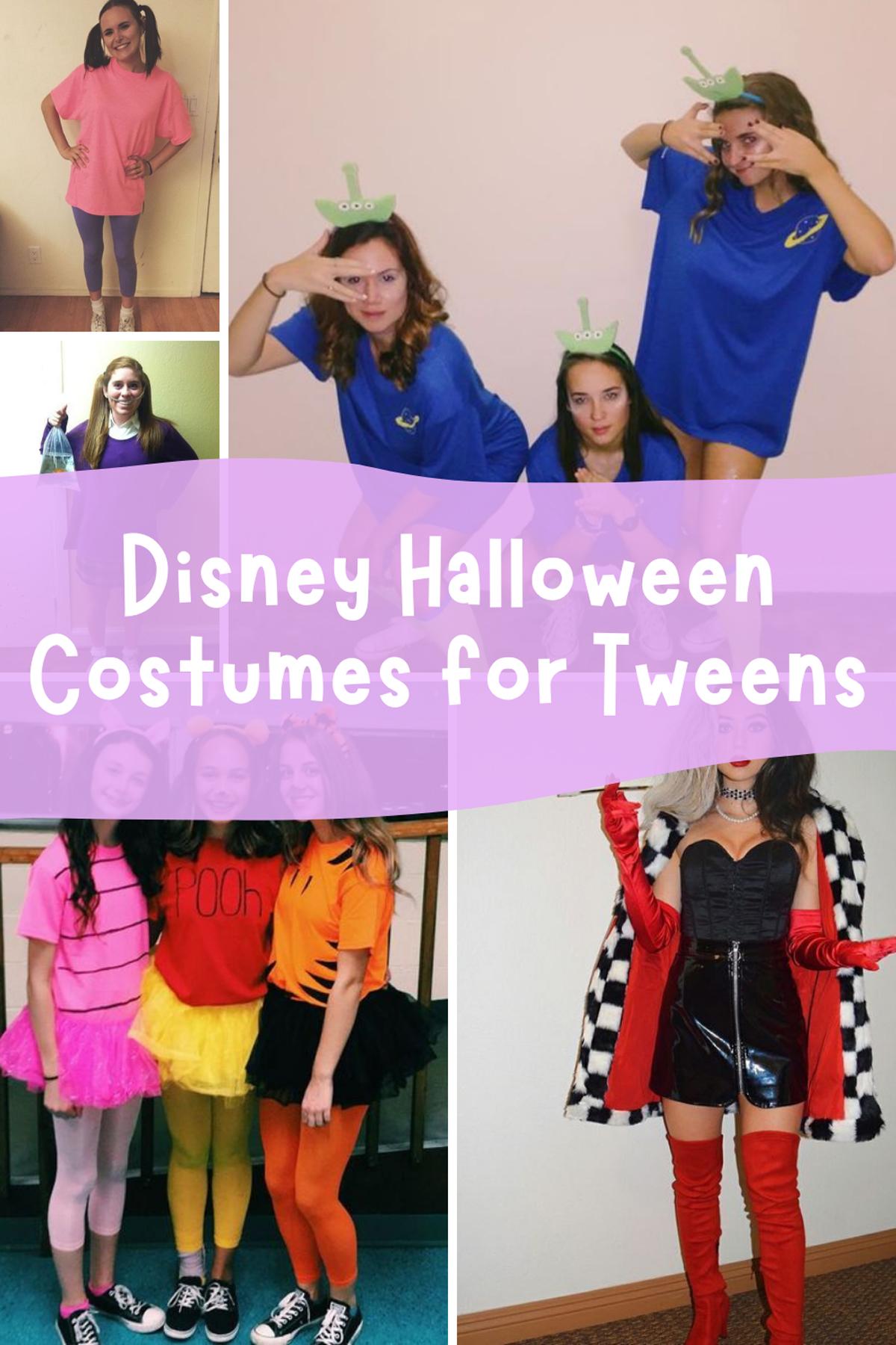Group Disney Costume Ideas For Halloween