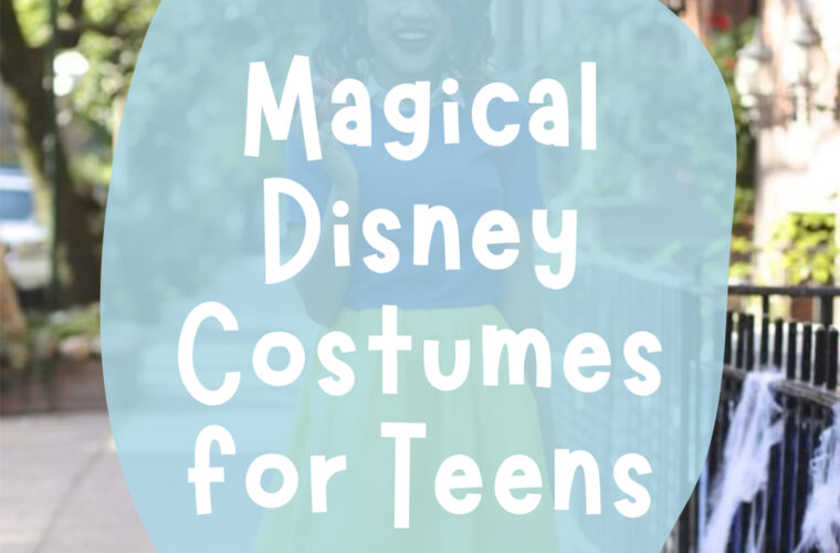 Disney Costumes for Teens