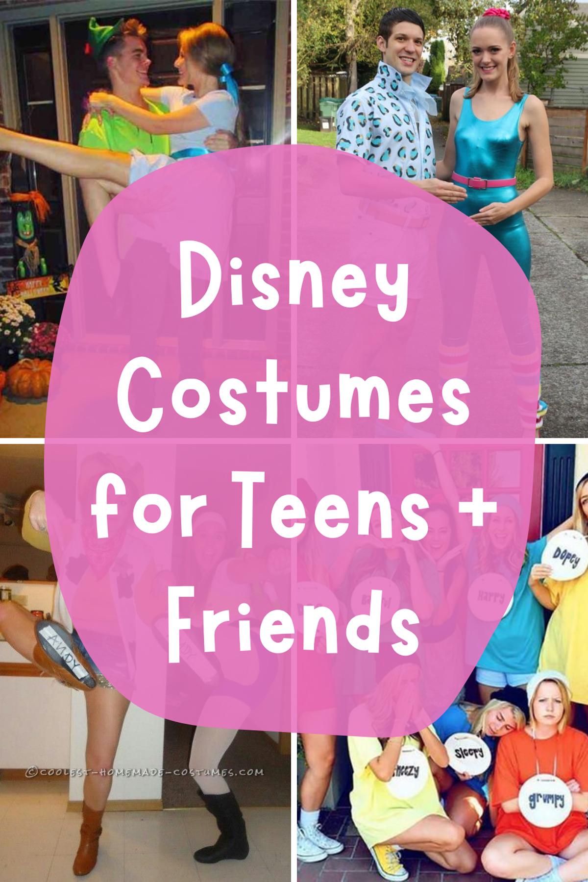 Disney Costumes for Tweens