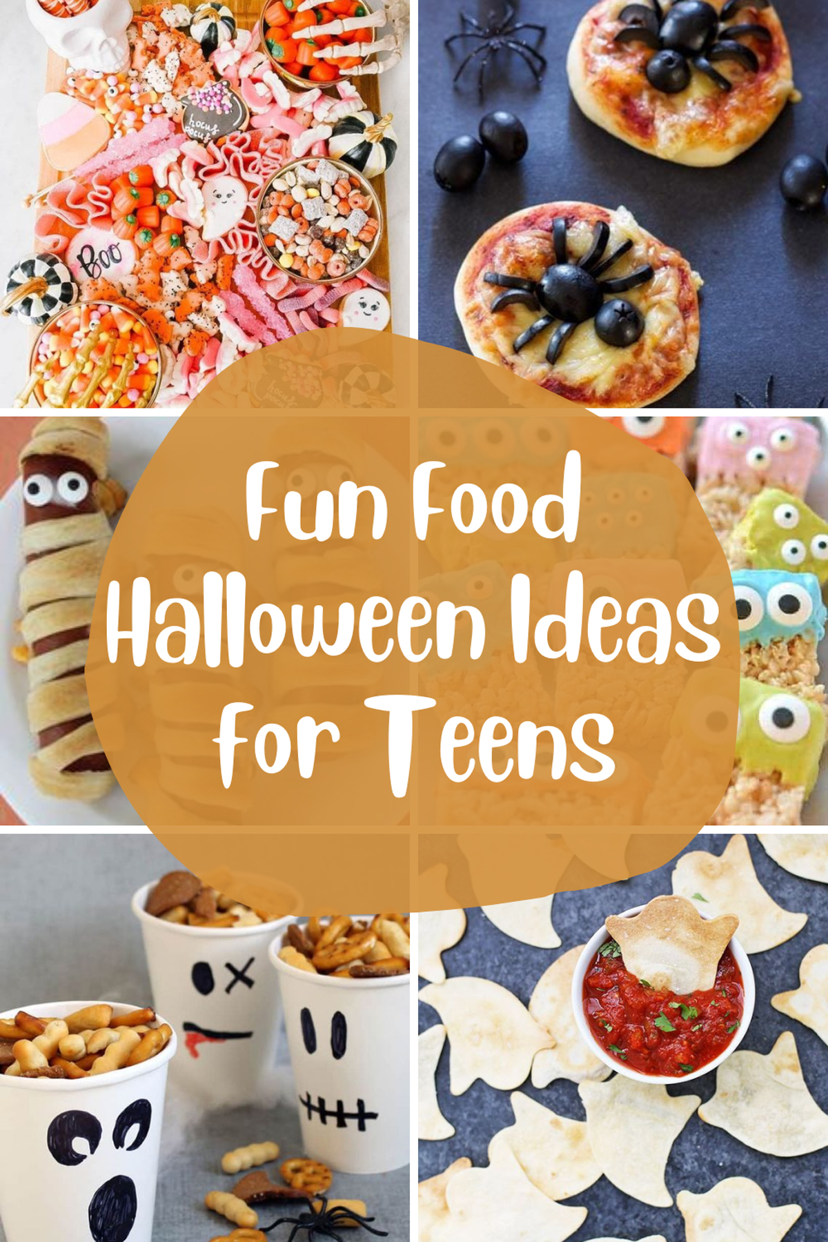 Spooky Themed Food Ideas