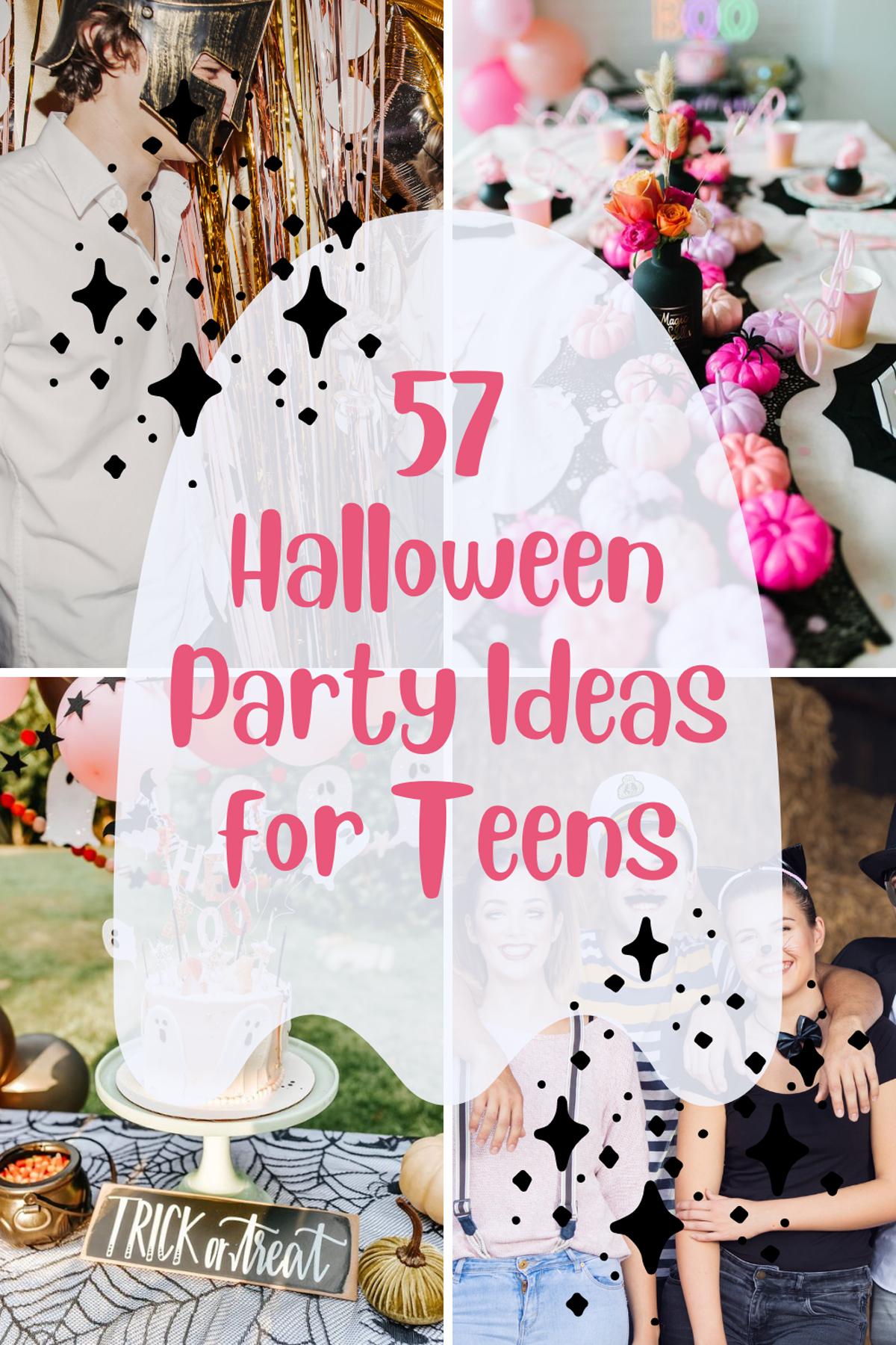 Halloween Ideas for Teens - How To Throw A Bash