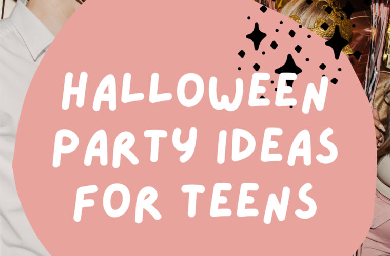 HalloweenPartyIdeas for Teens