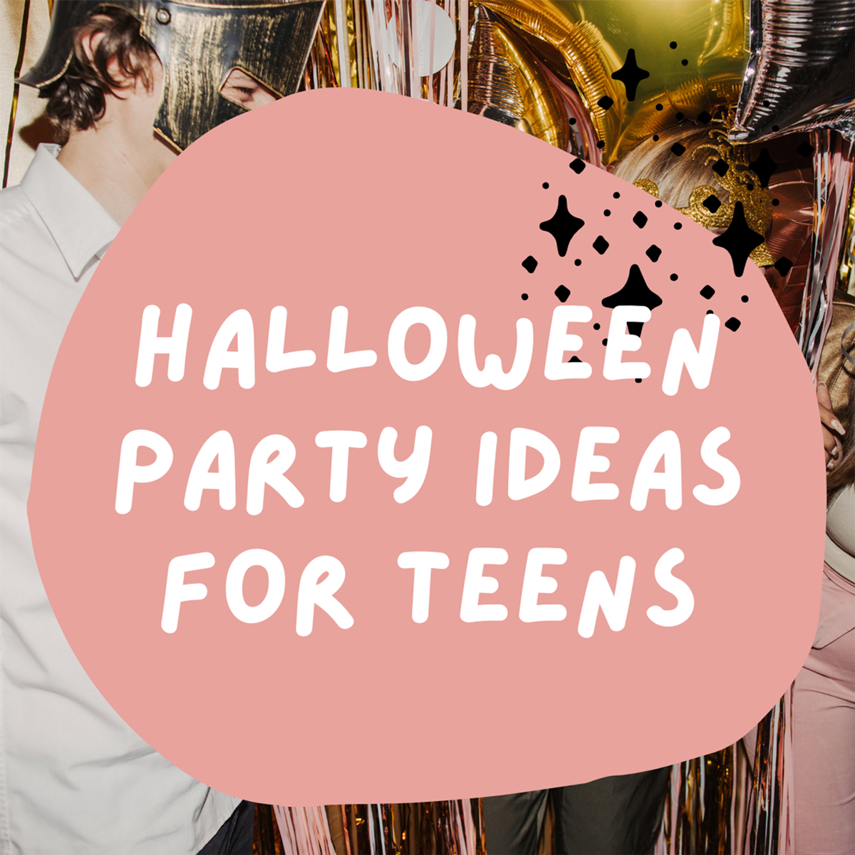 Halloween Party Ideas for Teens