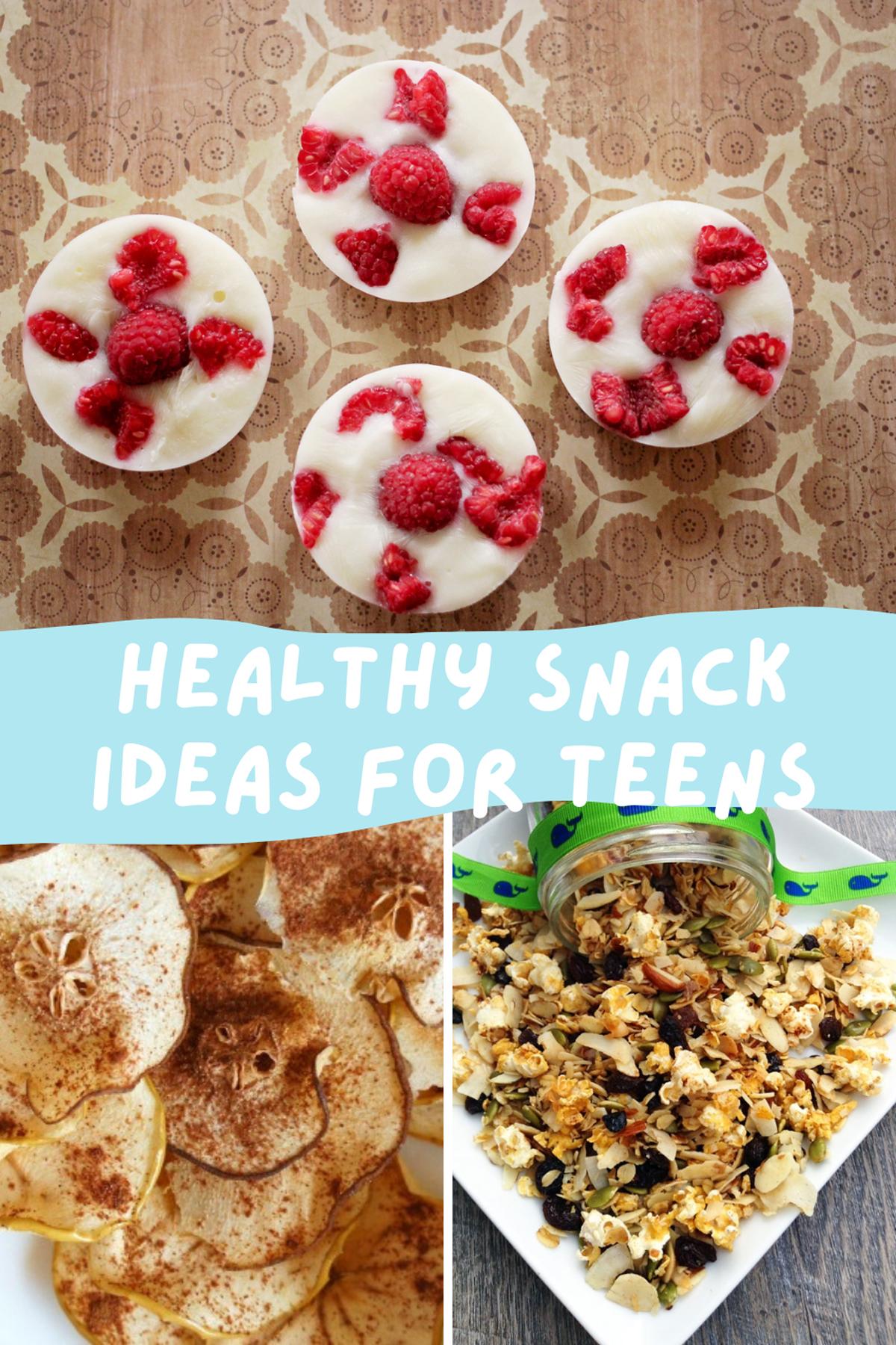 Snack Food Ideas
