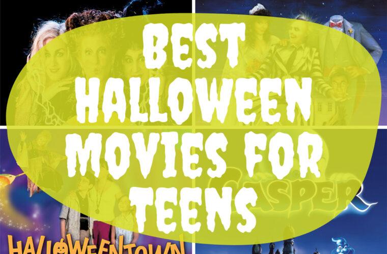 Halloween Movies for Teens